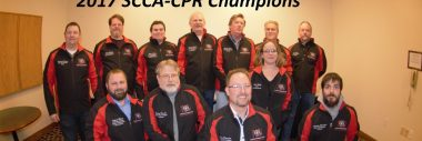 SCCA-CPR Awards Banquet